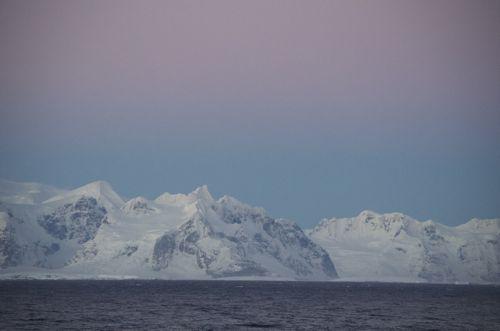 West Antarctic Peninsular Area