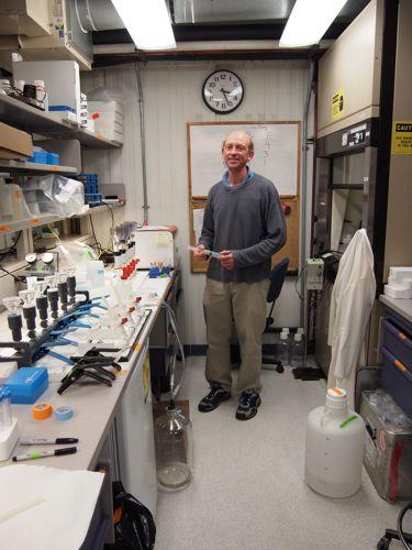 Dr. Matt Cottrell, Palmer Station, Antarctica