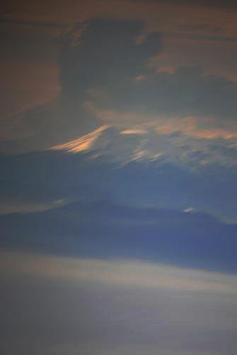 Puyehue Volcano