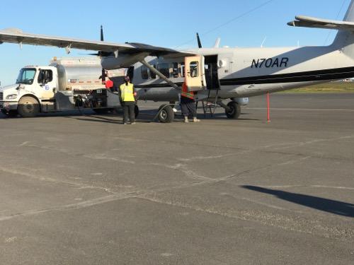 The NEON plane