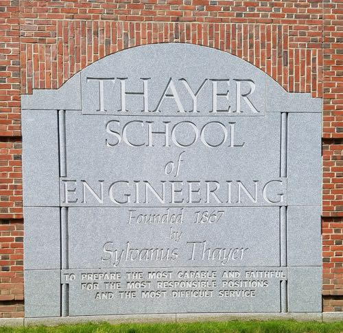 Thayer School of Engineering