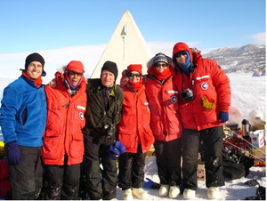 Andrew Thurber, Stacy Kim, Bob Zook, Kathy Conlan, Jennifer Fisher, and Mike Don