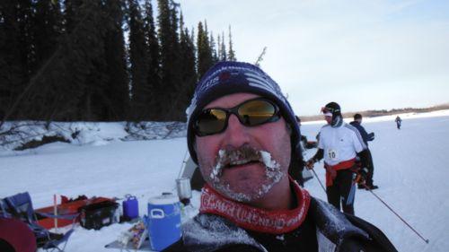 Tanana River Challenge Ski Race