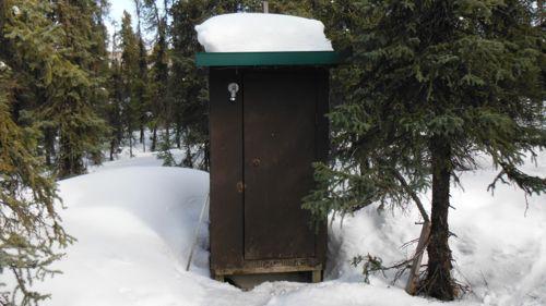 Fieldsite Cabin near Healy, AK