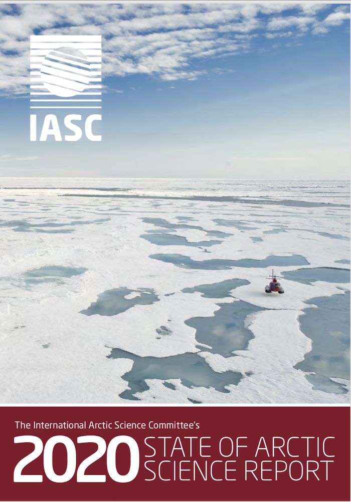 State of the Arctic Science Report