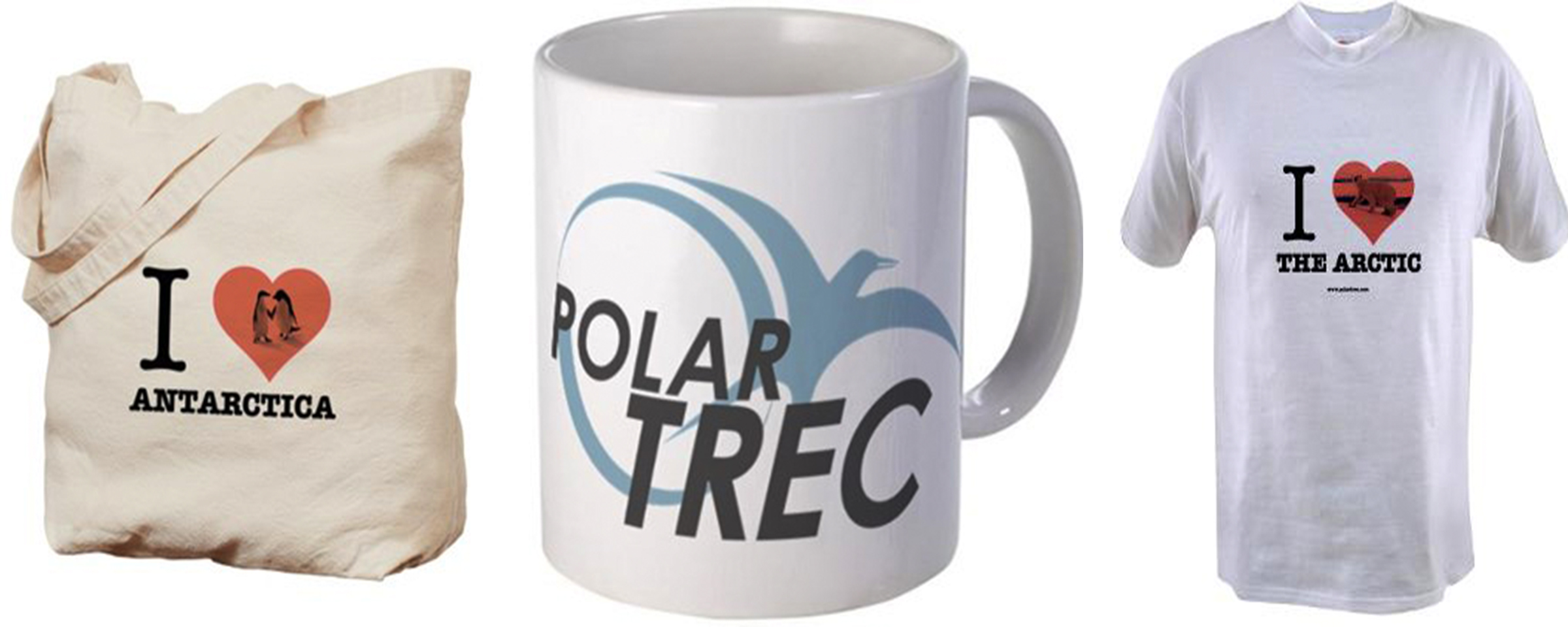 Cafe Press PolarTREC Store