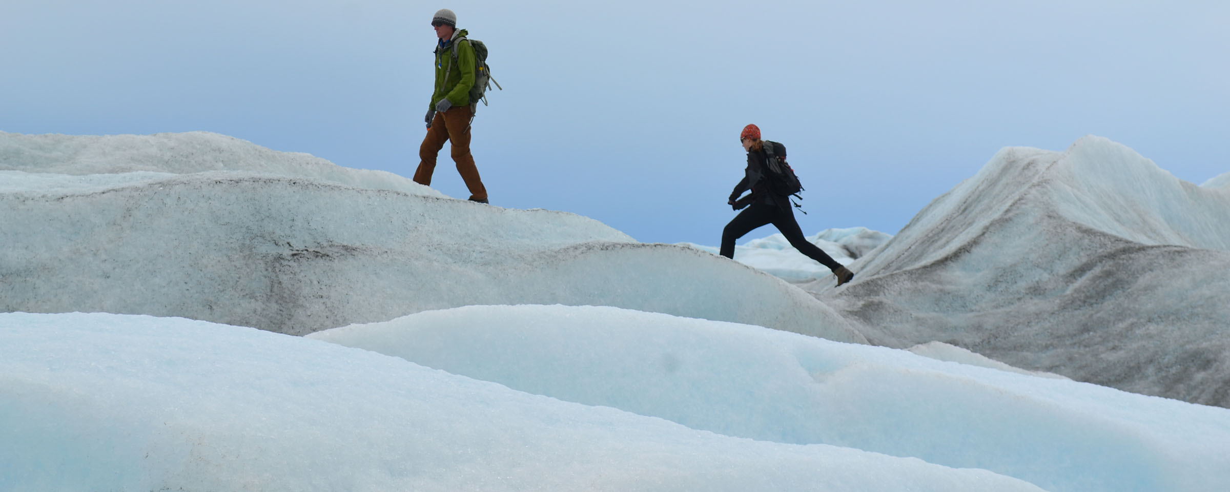 Greenland Walking