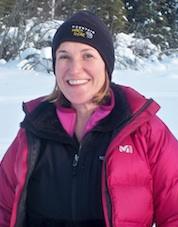 PolarTREC teacher, Nell Herrmann