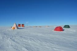 AGO Site in Antarctica