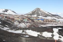 McMurdo Station, Antarctica. Photo by Tim Spuck.
