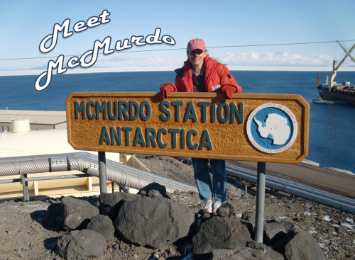 Meet McMurdo: Waste Water Treatment Facility
