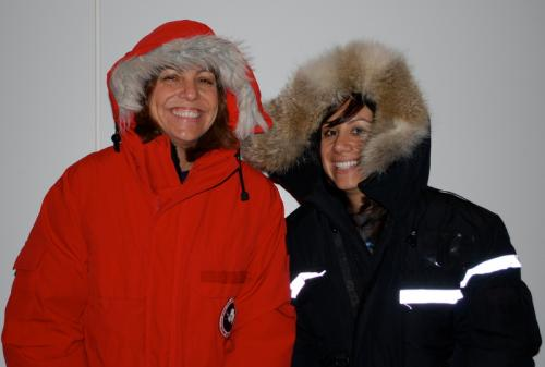 Polar Scientists for Another Day!