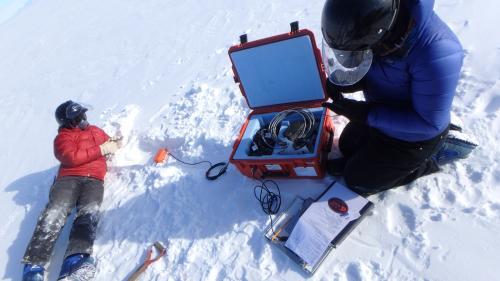Installing Geophones