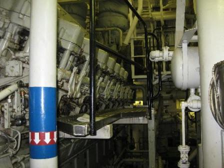 LSSL Engine Room