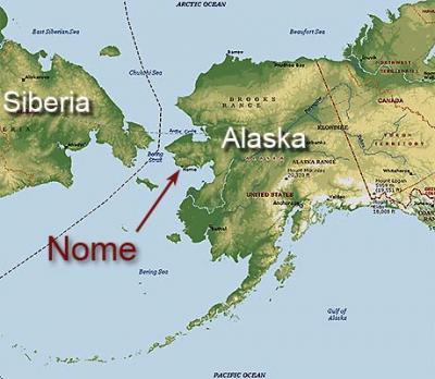 24 May 2007 No Place Like Nome  PolarTREC