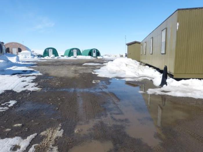 Camp melt