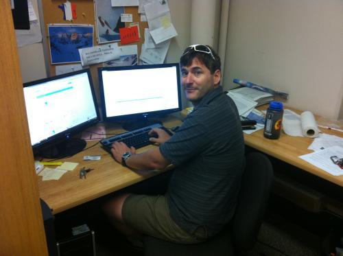 Nikko Bayou - PhD student - CIRES
