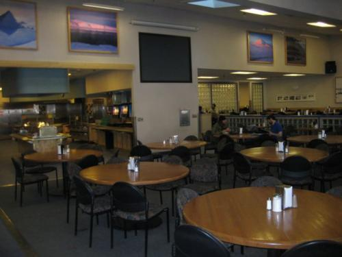 18 november 2010 12 hours in mcmurdo part one of two for Missouri s t dining hall hours