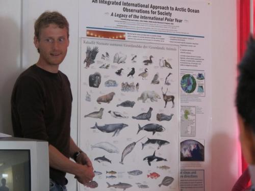 Kasper tells us about whales