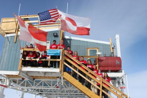 JSEP 2014 at Summit Station