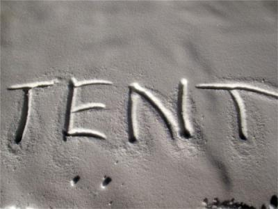 You can try a name poem with a small word like TENT if you want! It is also fun to use your name and then find words that describe who you are. & 3 November 2007 Antarctic Poetry | PolarTREC