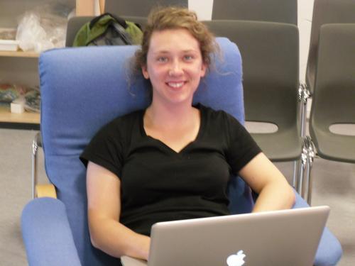 Kaitlin Keegan, IGERT Fellow