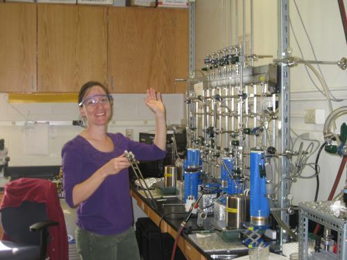 Radiocarbon analysis