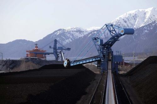 Seward Coal Terminal