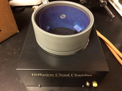 Commercial cloud chamber