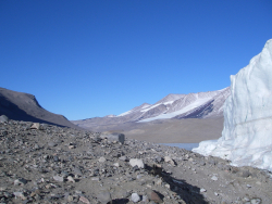 Dry soils of the McMurdo Dry Valleys, Antarctica