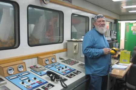 Engine room tour