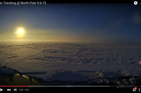 Polar Sun