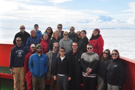 NBP 1608 Science Team