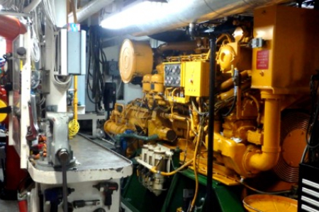 Catepillar engines