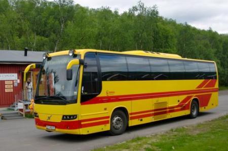 Norwegian Bus