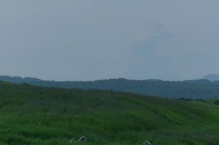 Shiveluch Volcano Eruption