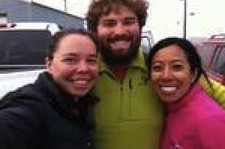 Kim Miller, Elliot Friedman, and Cristina Solis make a last stand!