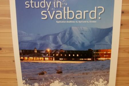 Study in Svalbard?