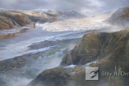 ice age floods painting