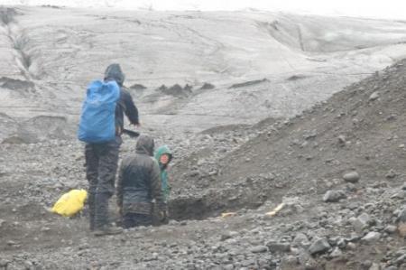 rain pit