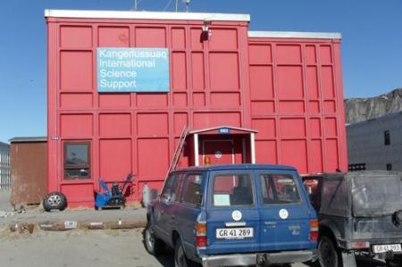 Kangerlussuaq International Science Support