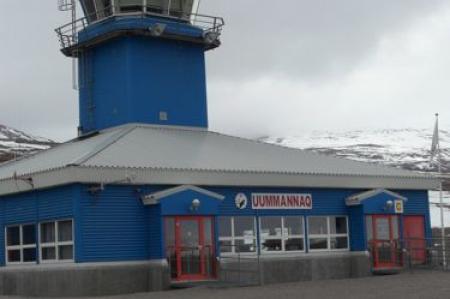 Unmmannaq airport - Northeast Greenland