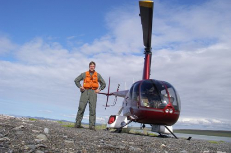 Teacher and Helicopter