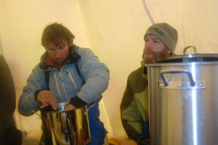 Ice Core Science or Food Science