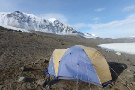 Lake Bonney Tent