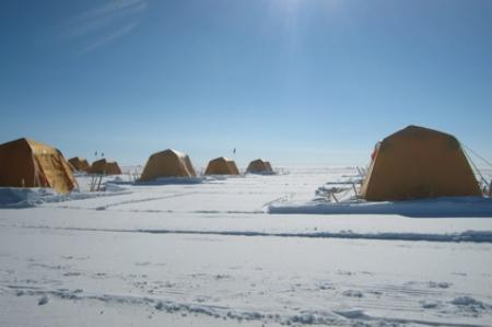 Arctic Oven tents