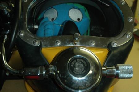 Ms. W. helmet