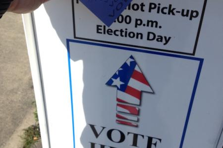 washington vote