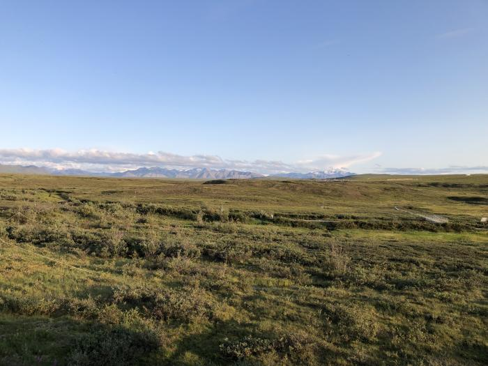 8.3.19 Toolik camp scenery