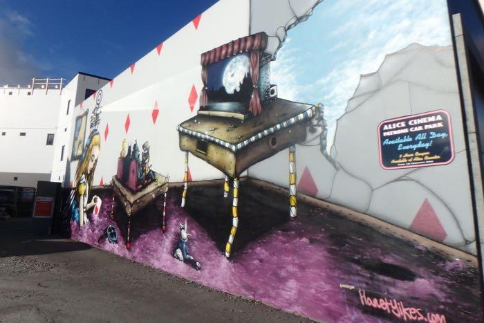 Street Art in Christchurch